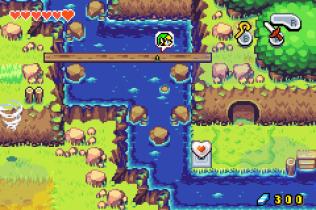 The Legend of Zelda - The Minish Cap GBA 143