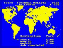Travel With Trashman ZX Spectrum 02