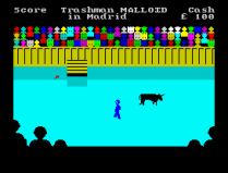 Travel With Trashman ZX Spectrum 03