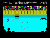 Travel With Trashman ZX Spectrum 04