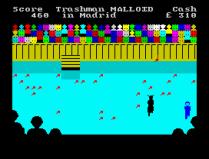Travel With Trashman ZX Spectrum 05