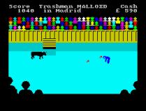 Travel With Trashman ZX Spectrum 06