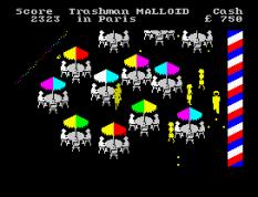 Travel With Trashman ZX Spectrum 10