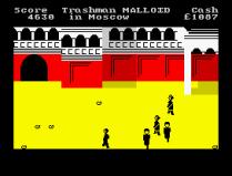 Travel With Trashman ZX Spectrum 16