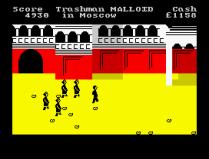 Travel With Trashman ZX Spectrum 17