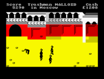 Travel With Trashman ZX Spectrum 18