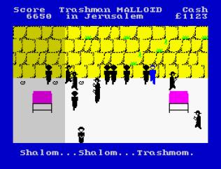 Travel With Trashman ZX Spectrum 21