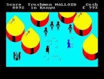 Travel With Trashman ZX Spectrum 24