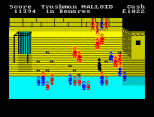 Travel With Trashman ZX Spectrum 27