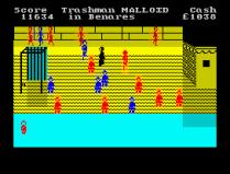 Travel With Trashman ZX Spectrum 28