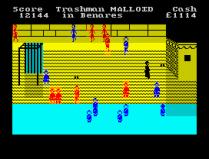 Travel With Trashman ZX Spectrum 29