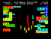 Travel With Trashman ZX Spectrum 30