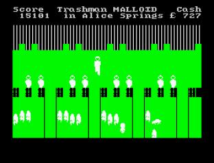Travel With Trashman ZX Spectrum 34
