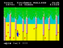 Travel With Trashman ZX Spectrum 41