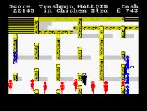 Travel With Trashman ZX Spectrum 46