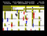 Travel With Trashman ZX Spectrum 48