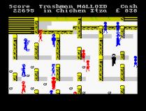 Travel With Trashman ZX Spectrum 49