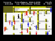 Travel With Trashman ZX Spectrum 50