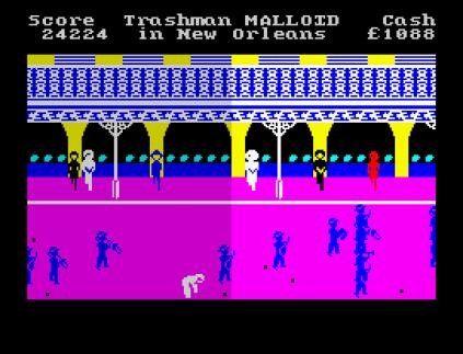 Travel With Trashman ZX Spectrum 53