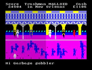 Travel With Trashman ZX Spectrum 54