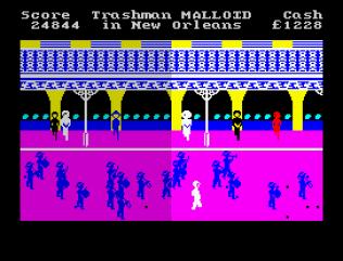Travel With Trashman ZX Spectrum 55