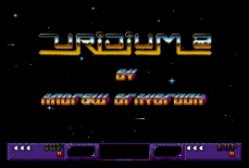 Uridium 2 Amiga 03