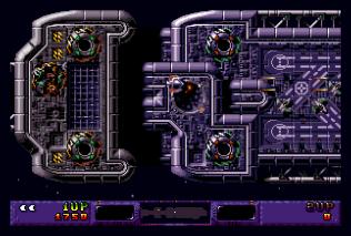 Uridium 2 Amiga 11