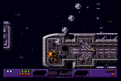 Uridium 2 Amiga 12
