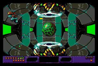 Uridium 2 Amiga 32