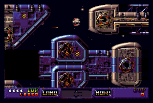 Uridium 2 Amiga 42