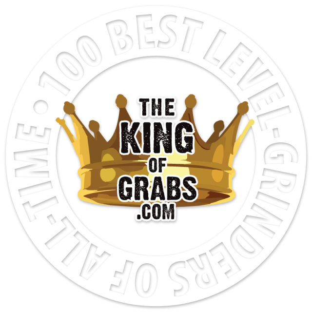 100 Best Level-Grinders Of All-Time on thekingofgrabs.com