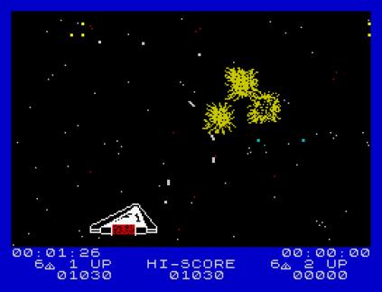 Ad Astra ZX Spectrum 09