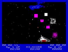 Ad Astra ZX Spectrum 11