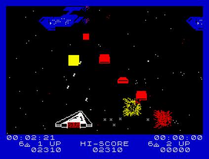 Ad Astra ZX Spectrum 12
