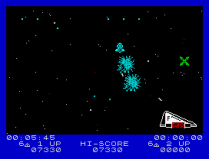 Ad Astra ZX Spectrum 18