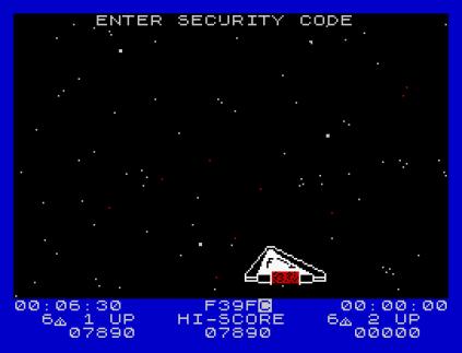 Ad Astra ZX Spectrum 20