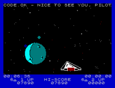 Ad Astra ZX Spectrum 21