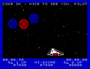 Ad Astra ZX Spectrum 22