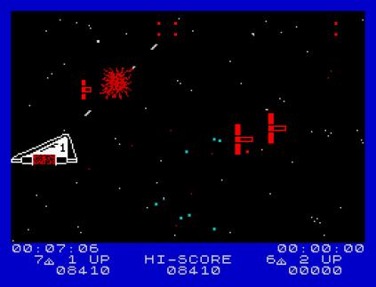 Ad Astra ZX Spectrum 23
