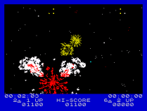 Ad Astra ZX Spectrum 29