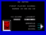 Ad Astra ZX Spectrum 35
