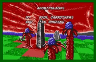 Archipelagos Atari ST 01