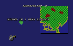 Archipelagos Atari ST 11
