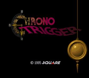 Chrono Trigger SNES 001