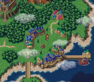 Chrono Trigger SNES 006