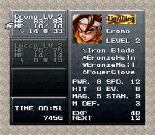 Chrono Trigger SNES 067
