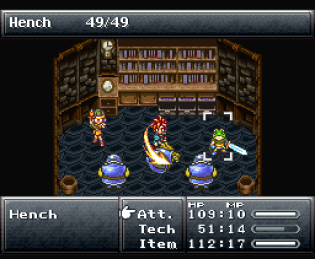 Chrono Trigger SNES 083