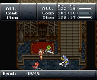 Chrono Trigger SNES 094