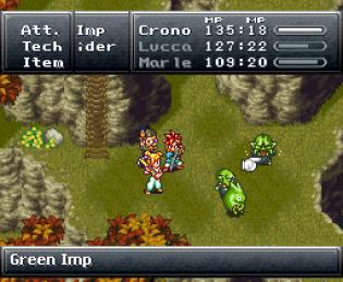Chrono Trigger SNES 105