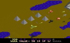 Desert Falcon Atari 7800 04